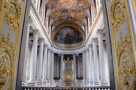 フランス・パリ/ベルサイユ宮殿