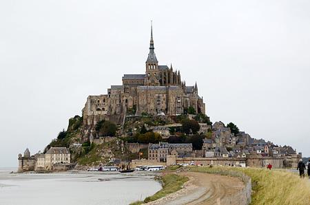 フランス/モンサンミッシェル