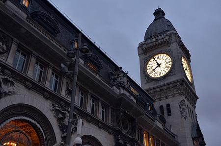 フランス・パリ/リヨン駅