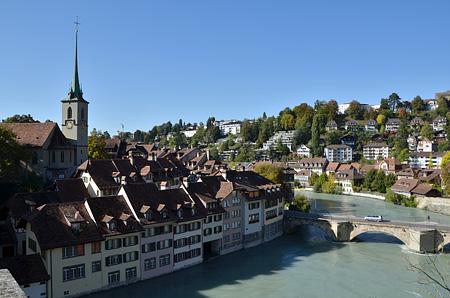 スイス/ベルン旧市街