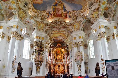 ドイツ/ヴィース教会