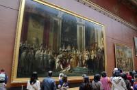 皇帝ナポレオン一世と皇后ジョゼフィーヌの戴冠式