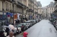パリの街並み