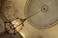 ベルサイユ宮殿のシャンデリア