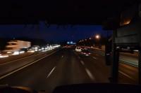 モン・サン・ミッシェルまで長距離バス移動