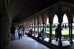 空中庭園の回廊