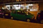パリの縦列駐車