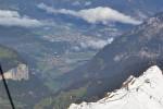 スフィンクス展望台からの眺め