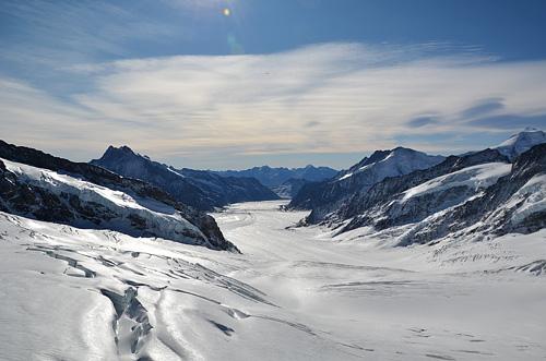 アレッチ氷河の画像 p1_12