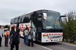 ドイツまでバス移動