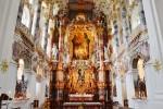 ヴィース教会の祭壇
