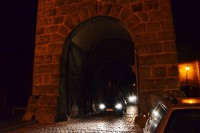 ローテンブルクの城壁