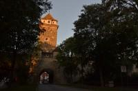 ローテンブルク城壁の門