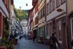 ハイデルベルクの街並み