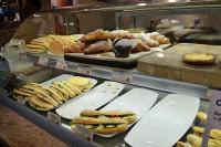 フランクフルト国際空港で食べたパン