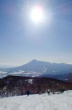 2013年1月21日の安比高原スキー場