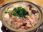 鶏塩鍋(餅付き)