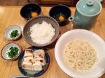 雑炊とウドン