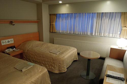 ホテル安比グランドの部屋