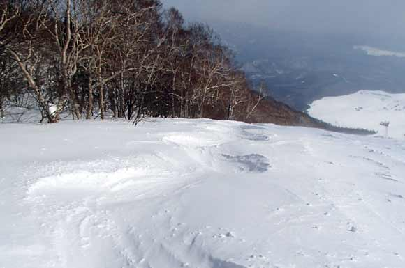2017年の安比高原スキー場