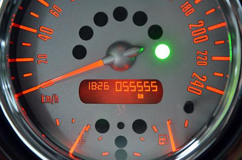 55555km