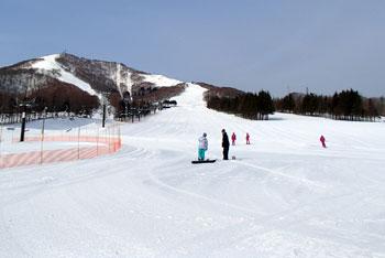 子連れスキーのスキー場選び