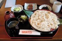喜六そば(冷たい蕎麦)