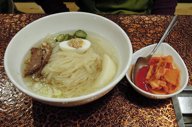 肉の米内の冷麺