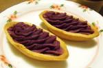 お菓子のポルシェの紅芋タルト