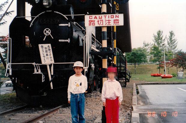 蒸気機関車C58239