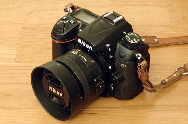 Nikon D7000とAF-S DX NIKKOR 35mm f/1.8G