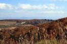 紅葉と松尾鉱山跡