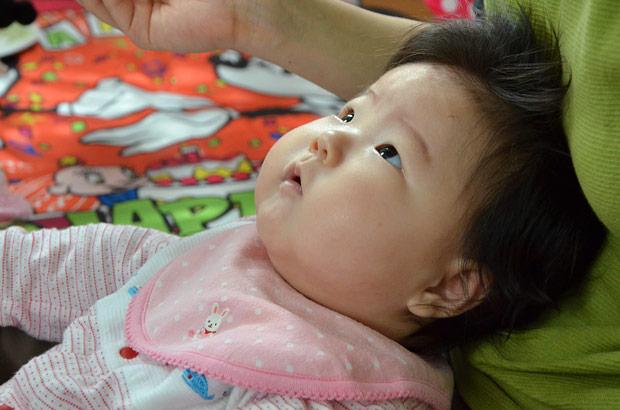 初めての赤ちゃん