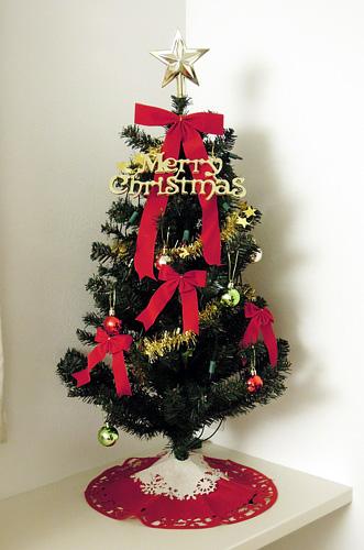 ニトリのクリスマスツリー