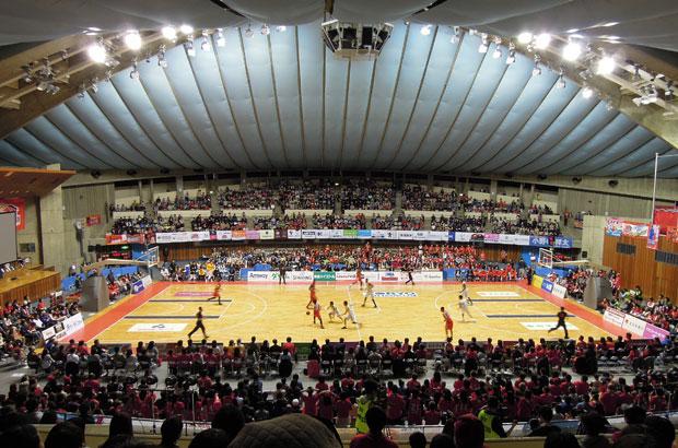 岩手県営体育館