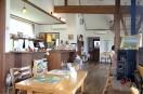 mi cafeの店内