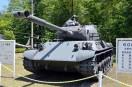 退役した戦車