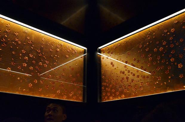 スカイツリーのエレベーター