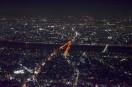 展望回廊からの夜景